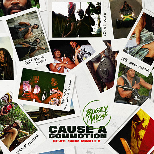 Cause A Commotion by Bugzy Malone