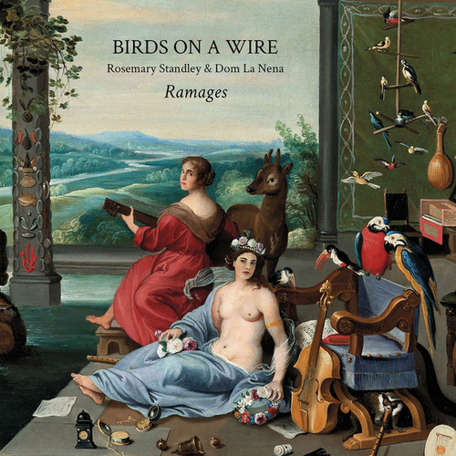 Ramages by Birds on a Wire