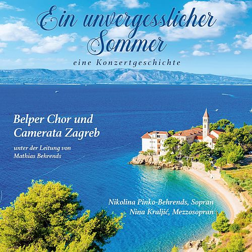Ein unvergesslicher Sommer (Eine Konzertgeschichte) by Belper Chor
