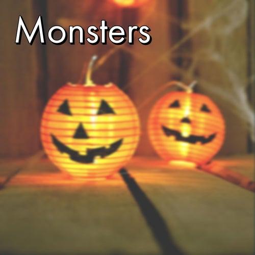 Monsters de Arun Parker