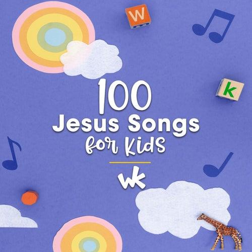 100 Jesus Songs for Kids de Wonder Kids