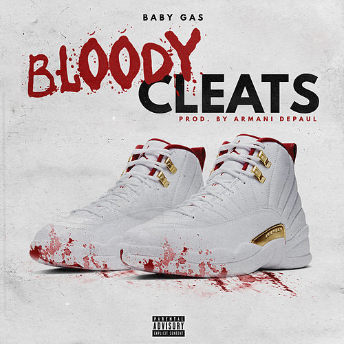 Bloody Cleats von Baby Gas