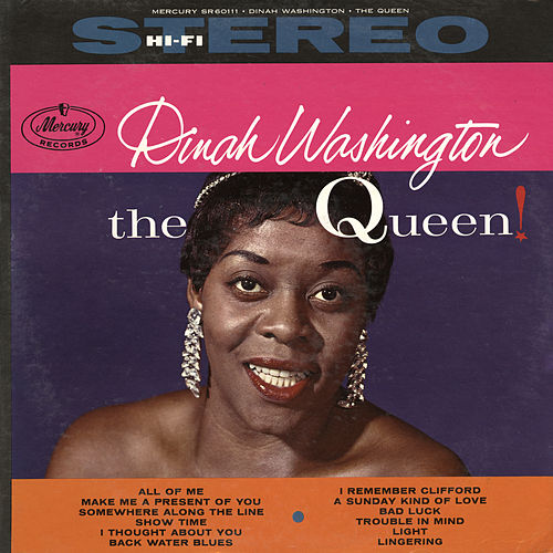 The Queen! de Dinah Washington