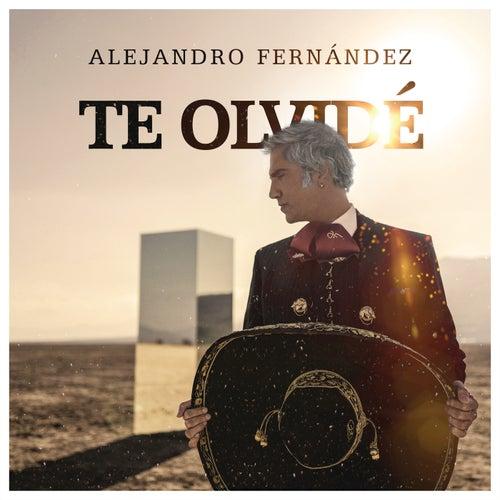 Te Olvidé de Alejandro Fernández