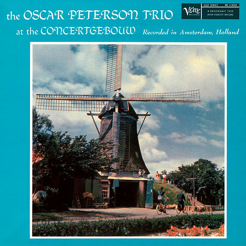 At The Concertgebouw (Live) by Oscar Peterson