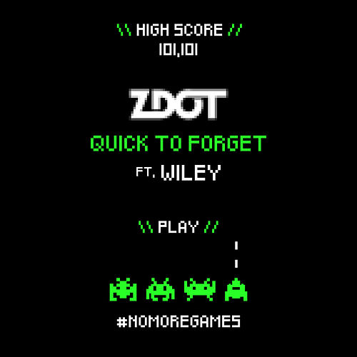 Quick to Forget by Z Dot (Pocus. Dangerous D)