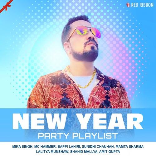 New Year Party Playlist de Gioconda Vessichelli