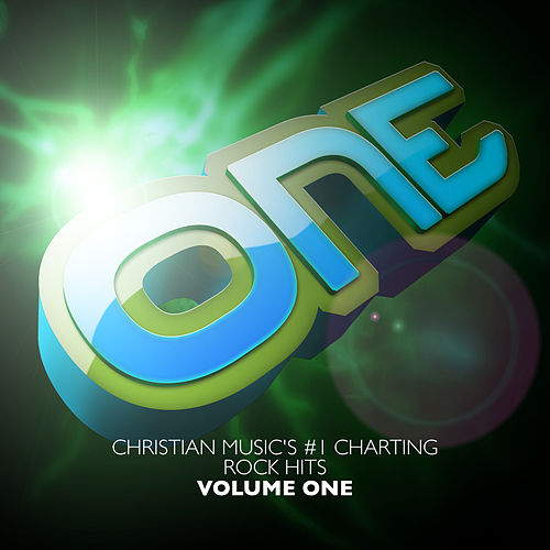 ONE Christian Music's #1 Charting Rock Hits V1 by Various Artists