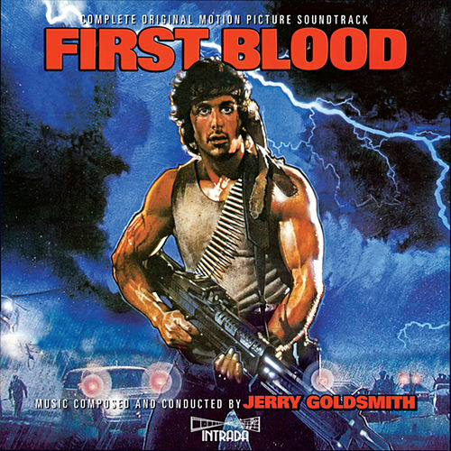 First Blood de Jerry Goldsmith
