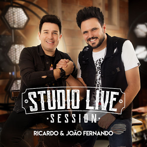 Studio Live Session de Ricardo & João Fernando