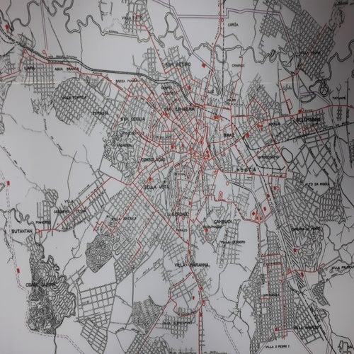 Mapa de Black Snake 808