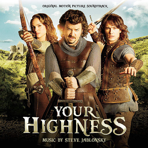 Your Highness (Original Motion Picture Soundtrack) von Steve Jablonsky
