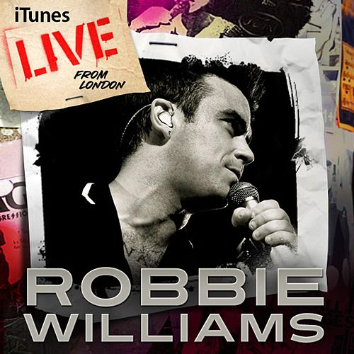 Live From London de Robbie Williams