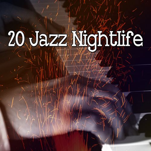 20 Jazz Nightlife von Peaceful Piano