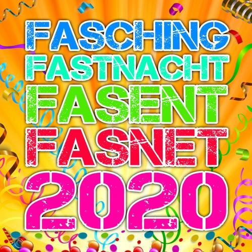 Fasching Fastnacht Fasent Fasnet 2020 (Der beste Karneval und Schlager Party Hits Mix für über 49 närrische Stars und alle Jecken in ganz Deutschland und Köln) von Various Artists