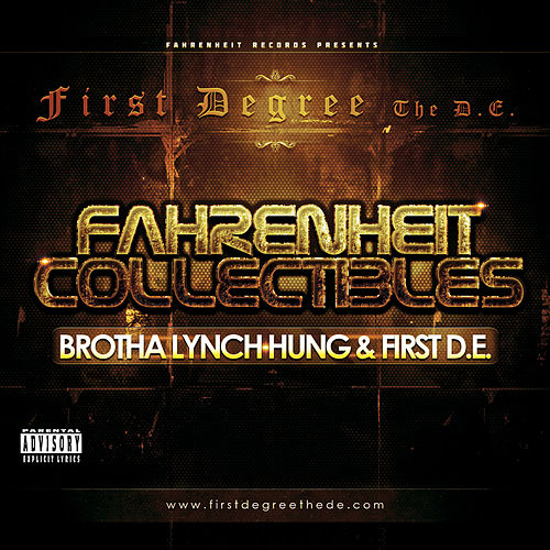 Fahrenheit Collectables von First Degree The D.E.