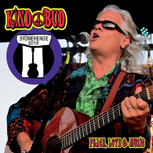 Peace, Love & Music (Live) de Kindbud