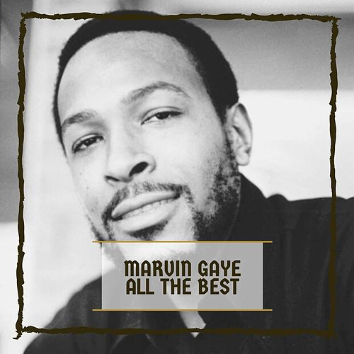 All The Best de Marvin Gaye