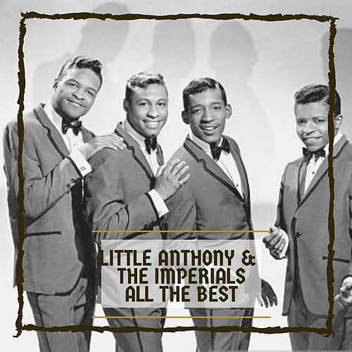 All The Best de Little Anthony and the Imperials