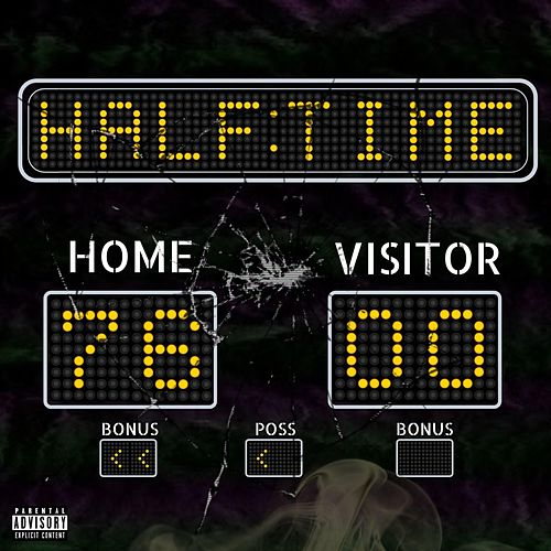 Halftime by Clay D