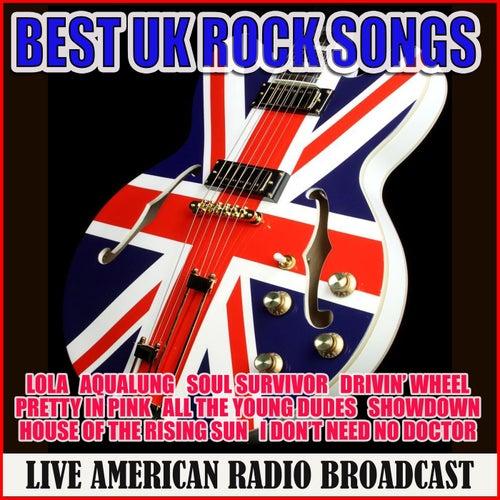 Best UK Rock Songs (Live) de Various Artists