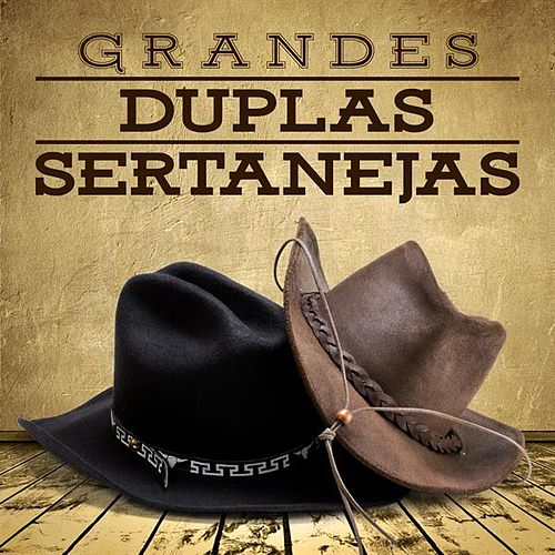 Grandes duplas sertanejas de Various Artists