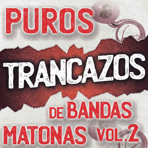 Puros Trancazos De Bandas Matonas Vol. 2 by Various Artists