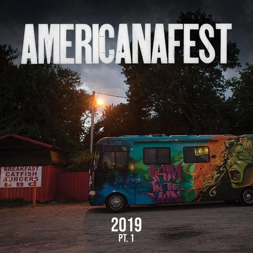 AMERICANAFEST 2019, Pt. 1 by Jam in the Van