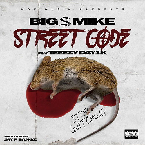 Street Code (feat. Teeezy Day1k) de Big $ Mike