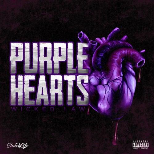 Purple Hearts by Wicked Law