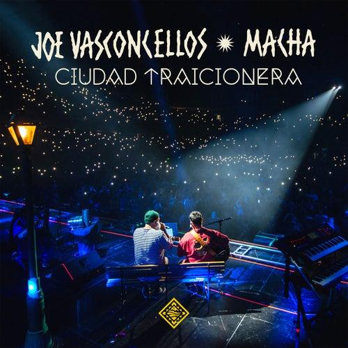 Ciudad Traicionera (En Vivo) de Joe Vasconcellos