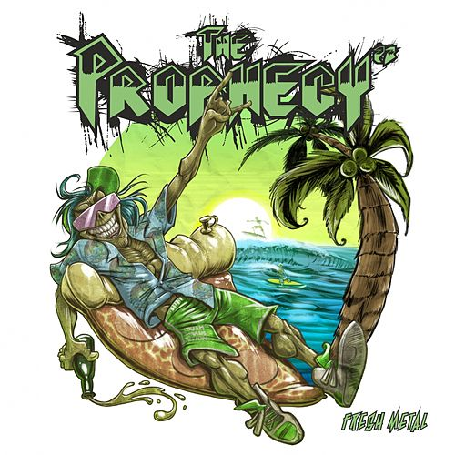 We Love Fresh Metal by The Prophecy 23