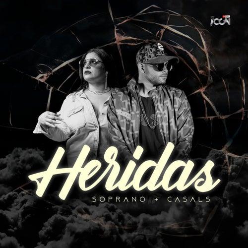 HERIDAS (feat. CASALS) de Soprano