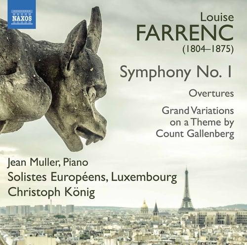 Farrenc: Orchestral Works de Jean Muller