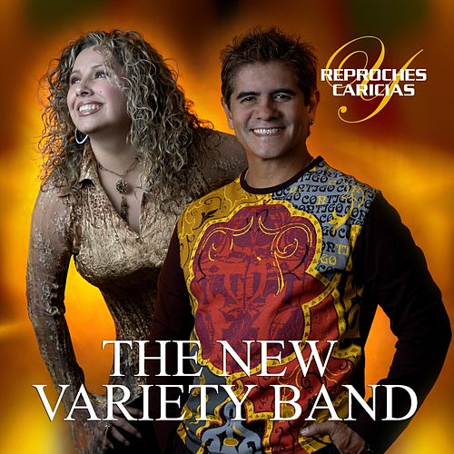 Reproches y Caricias de New Variety Band