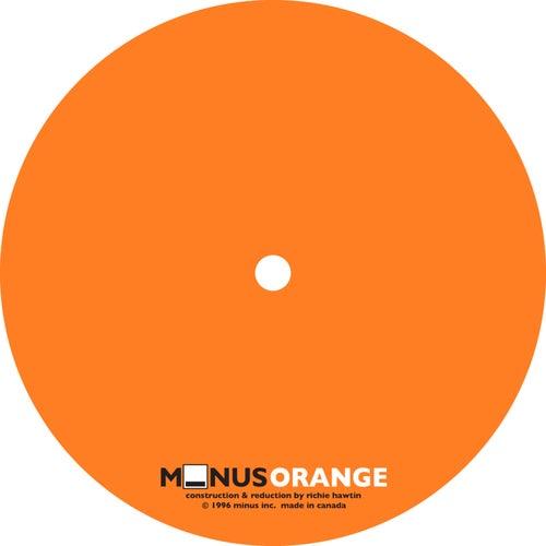 Minus Orange von Richie Hawtin