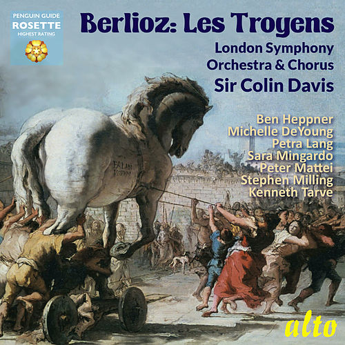 Berlioz: Les Troyens – DeYoung, Heppner, Davis, LSO by Various Artists