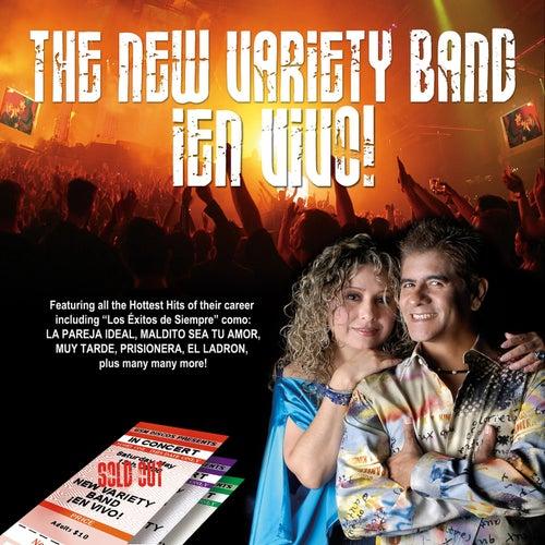 The New Variety Band (En Vivo) de New Variety Band