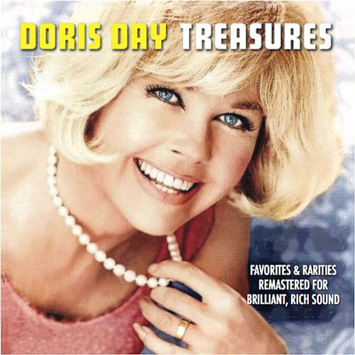 Doris Day Treasures van Doris Day