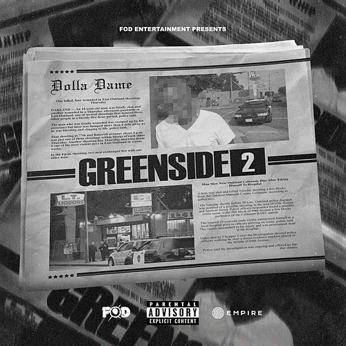 Greenside 2 by Dolla Dame