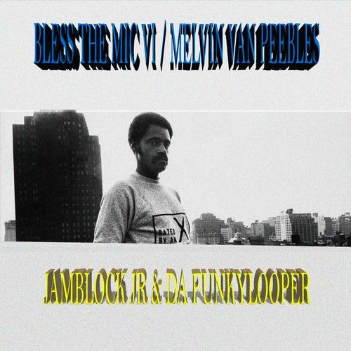 Melvin Van Peebles by Jam Block Jr