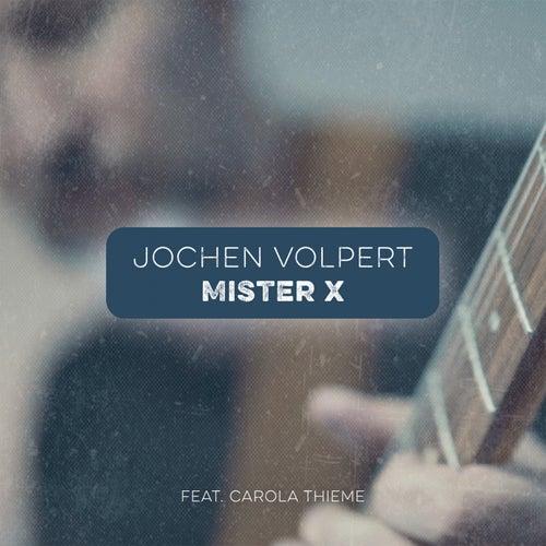 Mister X von Jochen Volpert