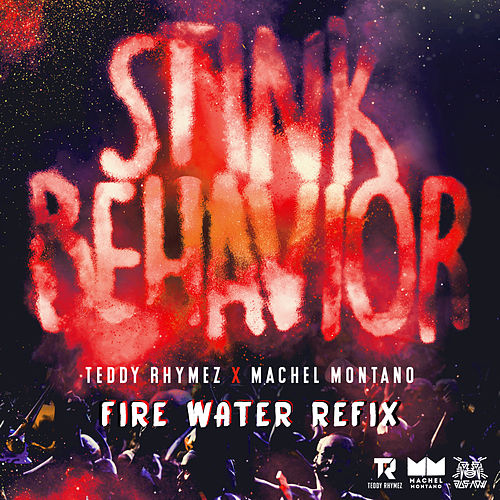 Stink Behavior (Fire Water Refix) by Teddy Rhymez
