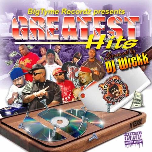 Greatest Hits (Screwed Version) de DJ Wrekk