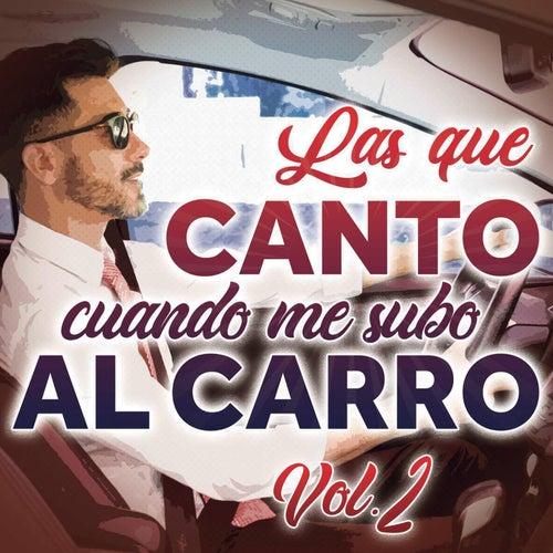 Las Que Canto Cuando Me Subo Al Carro Vol. 2 de Various Artists