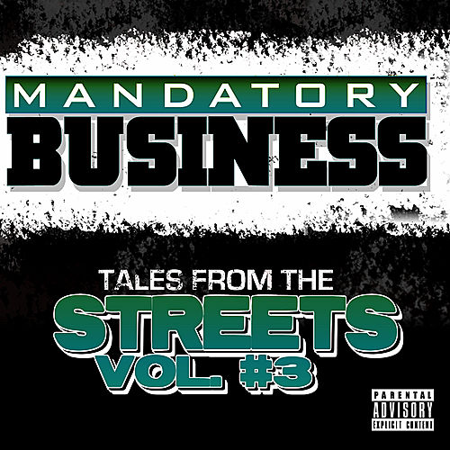 Tales From The Streets Vol 3 de Various Artists