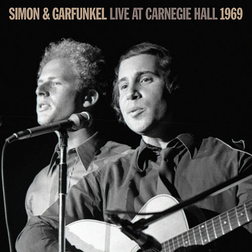 Live At Carnegie Hall 1969 de Simon & Garfunkel