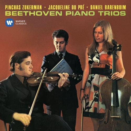 Beethoven: Complete Piano Trios de Jacqueline Du Pré