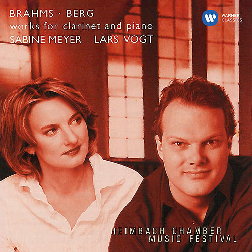 Brahms & Berg: Works for Clarinet & Piano (Live at Heimbach Spannungen Festival, 2002) von Sabine Meyer