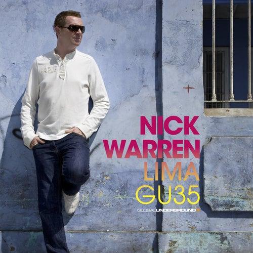 Global Underground #35: Nick Warren - Lima (Mixed) von Nick Warren